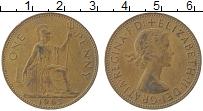 Изображение Монеты Великобритания 1 пенни 1963 Медь XF