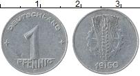 Изображение Монеты ГДР 1 пфенниг 1950 Алюминий VF