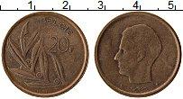Изображение Монеты Бельгия 20 франков 1981 Бронза XF Болдуин