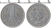 Изображение Монеты ГДР 1 марка 1956 Алюминий XF