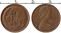 Изображение Монеты Австралия 1 цент 1983 Бронза XF