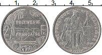 Изображение Монеты Полинезия 2 франка 1999 Алюминий XF