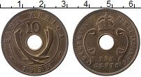 Продать Монеты Восточная Африка 10 центов 1934 Медь