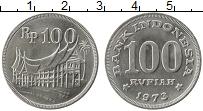 Продать Монеты Индонезия 100 рупий 1973 Медно-никель