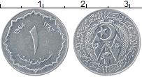 Изображение Монеты Алжир 1 сантим 1964 Алюминий UNC-