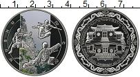 Изображение Монеты Армения 1000 драм 2011 Серебро Proof Цифровая печать.Боев