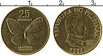 Изображение Монеты Филиппины 25 сентим 1994 Латунь UNC-