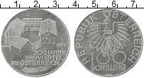 Изображение Монеты Австрия 100 шиллингов 1979 Серебро UNC 200 лет Инфиртелю в
