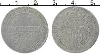 Изображение Монеты Германия Кёльн 6 марьенгрош 1754 Серебро XF-