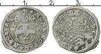 Изображение Монеты Пфальц 2 крейцера 1630 Серебро XF-
