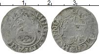 Изображение Монеты Германия Сольмс-Лих 2 крейцера 1591 Серебро XF-