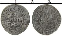 Изображение Монеты Германия Бремен 1/16 талера 1642 Серебро VF+