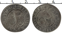 Изображение Монеты Германия Бремен 1/36 талера 1646 Серебро VF+