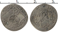Продать Монеты Вюрцбург 1/84 талера 1687 Серебро