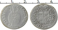 Продать Монеты Вюрцбург 1 шиллинг 1690 Серебро