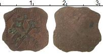 Изображение Монеты Германия Регенсбург 1 геллер 1765 Медь VF+