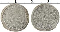 Изображение Монеты Германия Регенсбург 2 крейцера 1694 Серебро XF-