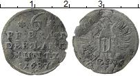 Продать Монеты Бранденбург - Пруссия 6 пфеннигов 1687 Серебро