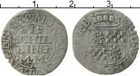 Продать Монеты Бранденбург - Пруссия 1 шиллинг 1659 Серебро