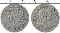 Продать Монеты Бранденбург - Пруссия 6 грошей 1682 Серебро