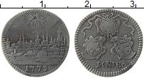 Продать Монеты Нюрнберг 1 крейцер 1773 Серебро