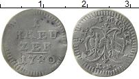 Продать Монеты Нюрнберг 1 крейцер 1786