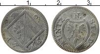 Изображение Монеты Нюрнберг 1 крейцер 1766 Серебро VF+