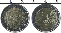 Продать Монеты Словения 2 евро 2015 Биметалл