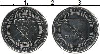 Продать Монеты Босния и Герцеговина 5 фенигов 2005 Медно-никель