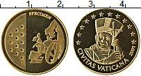 Изображение Монеты Ватикан 20 евроцентов 2001 Латунь Proof-
