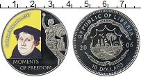 Изображение Монеты Либерия 10 долларов 2006 Медно-никель UNC-