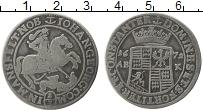 Продать Монеты Мансвелд 1/3 талера 1672 Серебро