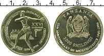 Продать Монеты Танзания 2000 шиллингов 1996