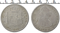 Изображение Монеты Боливия 8 реалов 1798 Серебро VF