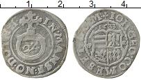 Изображение Монеты Германия Мансвелд 1/24 талера 1633 Серебро VF+