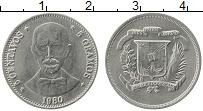 Продать Монеты Доминиканская республика 5 сентаво 1980 Медно-никель