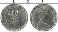 Продать Монеты Родезия 5 центов 1964 Медно-никель