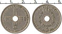 Изображение Монеты Норвегия 1 крона 1950 Медно-никель XF Хакон VII