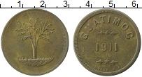 Изображение Монеты Мексика Токен 1911 Латунь XF Кофейные плантации