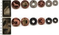 Изображение Наборы монет Галапагосские острова Галапагосские острова 2008-2013 2008  UNC-