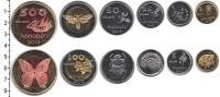 Изображение Наборы монет Аннобон Аннобон 2013 2013 Медно-никель UNC-