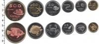 Изображение Наборы монет Кориско Кориско 2013 2013 Медно-никель UNC-