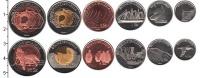 Изображение Наборы монет Норвегия Остров Буве Остров Буве 2014 2014  UNC