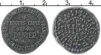 Изображение Монеты Франция Жетон 0 Цинк XF