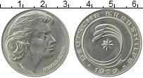 Изображение Монеты Германия Жетон 1979 Медно-никель XF Милдред Шеель