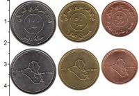 Изображение Наборы монет Ирак Ирак 2004 0  UNC-