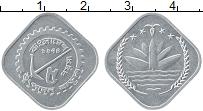 Изображение Монеты Бангладеш 5 пойша 1974 Алюминий UNC-