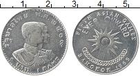 Изображение Монеты Таиланд 1 бат 1966 Медно-никель UNC-