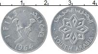 Продать Монеты Южная Аравия 1 филс 1964 Алюминий