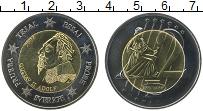 Изображение Монеты Швеция 2 евро 2004 Биметалл UNC-